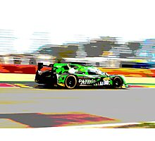 ESM Patron at Spa Photographic Print