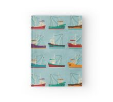 Fishing Trawlers Hardcover Journal