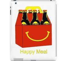 Funny Beer iPad Case/Skin