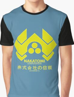 Nakatomi Graphic T-Shirt