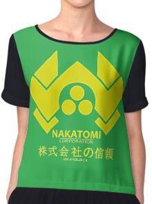 Nakatomi Chiffon Top