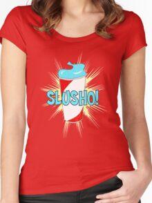 Slusho! Women's Fitted Scoop T-Shirt