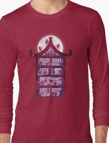 A House full of Ninjas Long Sleeve T-Shirt