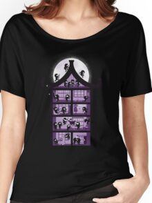 A House full of Ninjas Women's Relaxed Fit T-Shirt