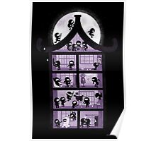 A House full of Ninjas Poster