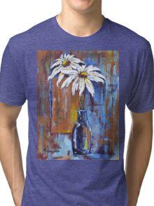 Two Daisies Tri-blend T-Shirt