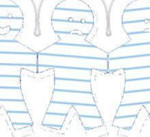Paper Boy Sticker