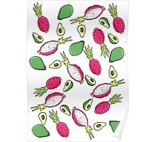 Fruit salad! Poster
