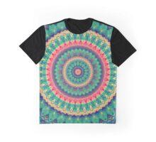 Mandala 037 Graphic T-Shirt