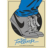 Footloose Photographic Print