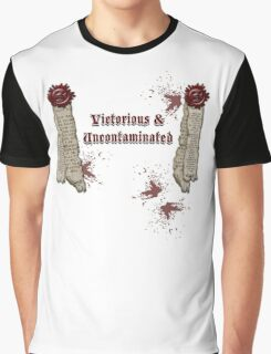 Victorious & Uncontaminated Purity Seal Graphic T-Shirt