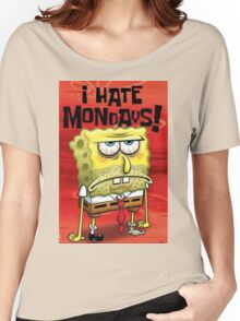 I Hate Monday Women's Relaxed Fit T-Shirt