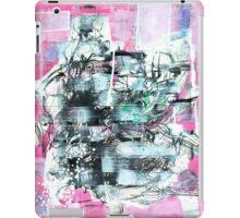 Pink I iPad Case/Skin