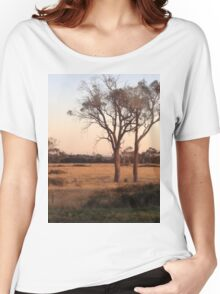 Countryside - Color Women's Relaxed Fit T-Shirt
