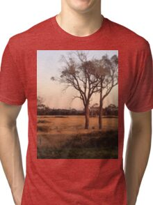 Countryside - Color Tri-blend T-Shirt