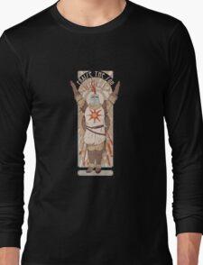 Knight Praise The Sun Long Sleeve T-Shirt