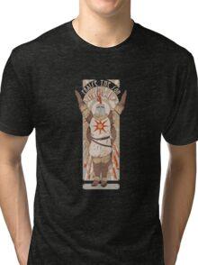 Knight Praise The Sun Tri-blend T-Shirt