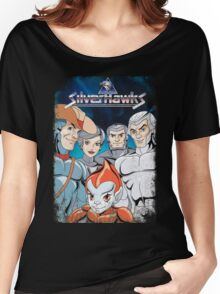 SilverHawks Women's Relaxed Fit T-Shirt