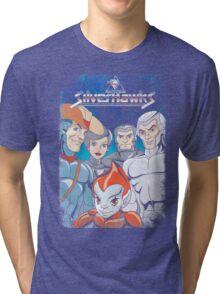 SilverHawks Tri-blend T-Shirt