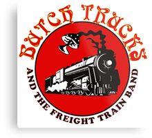 butch train gereja Metal Print