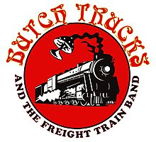 butch train gereja Photographic Print