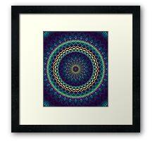 Mandala 038 Framed Print
