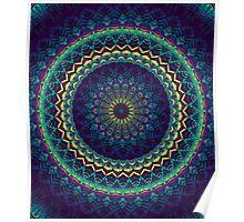Mandala 038 Poster