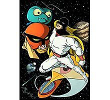 Space Ghost Photographic Print