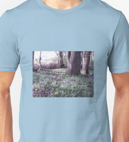 Beltaine Bluebell Woods Photo 1 - April 2016 Unisex T-Shirt