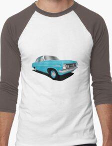 Holden HR Special Sedan - Alaska Aqua Men's Baseball ¾ T-Shirt