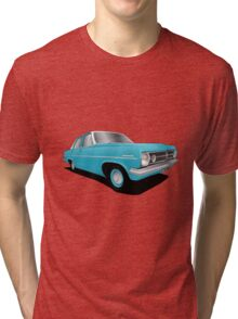 Holden HR Special Sedan - Alaska Aqua Tri-blend T-Shirt