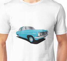 Holden HR Special Sedan - Alaska Aqua Unisex T-Shirt