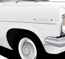 Holden HR Special Sedan - Grecian White Sticker