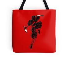 Killer Ninja Tote Bag