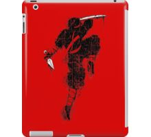 Killer Ninja iPad Case/Skin