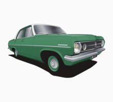 Holden HR Special Sedan - Seaton Green Kids Tee