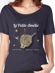 La Petite Amelie (monotone) Women's Relaxed Fit T-Shirt