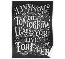 Learn Forever Poster