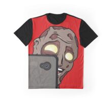 Deadly Selfie Graphic T-Shirt