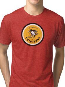It's a... HOCKEY NIGHT in Pittsburgh!  Tri-blend T-Shirt