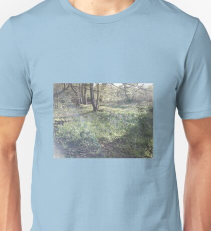 Beltaine Bluebell Woods Photo 3 - April 2016 Unisex T-Shirt