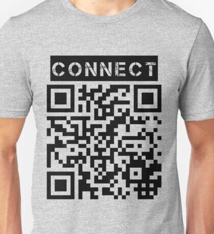 Connect QR Unisex T-Shirt