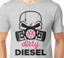 The Dirty Diesel Skull Unisex T-Shirt