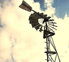 Windmill by Richard Owen
