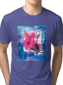 Pink II Tri-blend T-Shirt