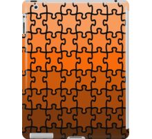 Brown Puzzle iPad Case/Skin