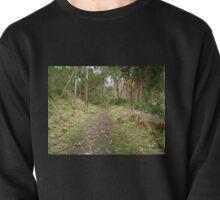 Track through Lerderderg Gorge, Victoria, Australia Pullover
