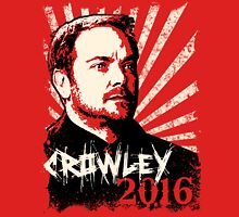 Crowley 2016 - King of Hell Unisex T-Shirt
