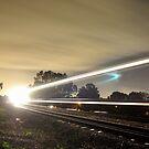 Ghost Train by Richard Owen