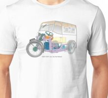 1935 7CWT Reliant personalized for Geoff Unisex T-Shirt